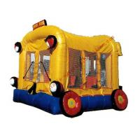 Best Kids Inflatable Jumping Castle Bouncer Fireproof , Commercial wholesale