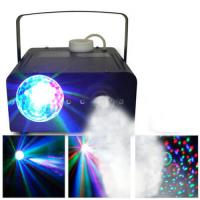 Best Portable Fog Machine Mist Smoke Maker With RGB LED Crystal Ball For Disco X-02 wholesale