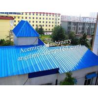 Best Chemical plant used anti-corrosion plastic PVC wave roof tiles wholesale