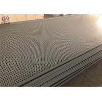 Best Custom High Quality Durable Steel Powder Coated Perforated Metal Sheet wholesale