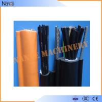 China Oil / Flame Resistance Rubber Twin Flat Electrical Cable GB5023.6 / IEC60227-6 on sale