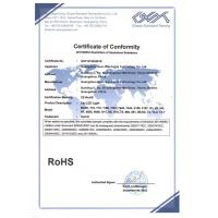 Guangzhou Daco Technology Co.,Ltd Certifications