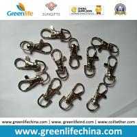 Best High Quality Metal Nickle Thumb Trigger Snap Hooks 39MM Length 4.4G wholesale