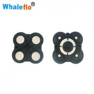 Best Whaleflo four chamber diaphragm pump spare parts universal check valve base for Shurflo flojet FL-40 FL-41 FL-43 FL-35 F wholesale