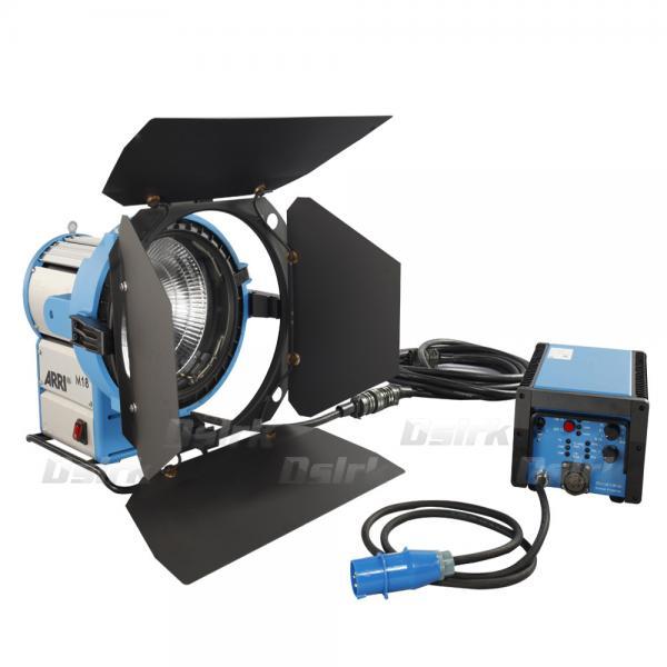 Cheap M18 Par Light Flicker Free Daylight 1800W HMI Max Par Light As arri lighting + 575W/1200W/1800W EB Electronic Ballast for sale