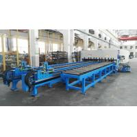 Best Full Automatic Feeding Shearing Machine 6 M Length Cutting Table 16mm Thickness wholesale