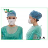 Best PC 3- Ply ESD Disposable Face Mask With Ear Loop For Clean Room , Professional Custom wholesale