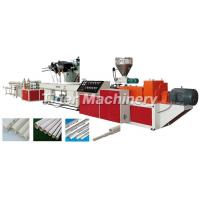 Best diameters 16-63mm PVC Double Pipe Making Machine-GF series plastic pipe production line wholesale