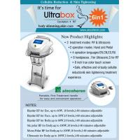Cheap Portable RF Cavitation Slimming Machine For Fast Painless Weight Loss And Body for sale