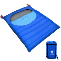 Best 210*160cm 190T Polyester Warm Sleeping Bags For Camping wholesale