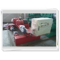 Best Bolt Adjustable Seam Welding Rack With Cycloidal Planetary Gear Reducer wholesale