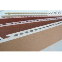 Best Sandblasted Exterior Wall Materials , Anti - Fire Exterior Wall Panel Materials wholesale