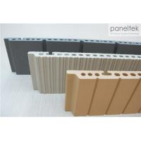 Best Textured Terracotta Panel System 300 - 1500mm Length With Earthquake Resistance wholesale