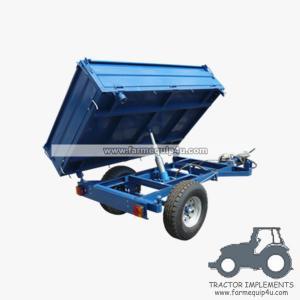Best 3TR3WT - 3-Way Dump Trailer 3Ton wholesale