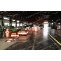 Best Copper Rod  D17mm-D30 Upcasting Upward Continuous Casting Machine Annnual 2000MT wholesale