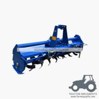 Best Tractor mounted Rotary Tiller gear driven TMZ model wholesale