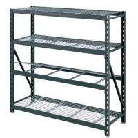 Cheap Wide Span Industrial Wire Shelving , Heavy Duty Storage Racks 200Kg Loading for sale