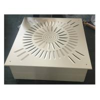 Best Ceiling And Wall Laminar Flow Diffuser HEPA Filter Box For Clean Room wholesale