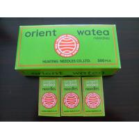Quality Industrial Sewing Machine Needles ORIENT WATEA sewing needles sewing machine needle wholesale