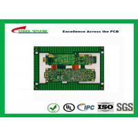 Best Immersion Gold Rigid-Flexible PCB Green 8 Layer PCB Circuit Board wholesale