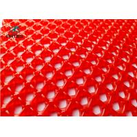 Best Customeized Size Bathroom Mat Sets Hollow Design With Super Drainage Capacity wholesale