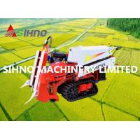 Best 2017 Half Feed Harvester and Mini Rice Combine Harvester wholesale