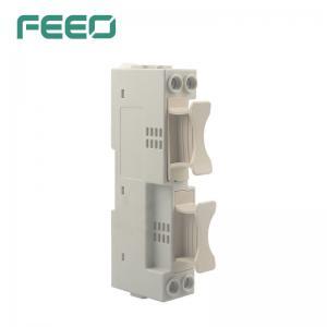 Best Class 2 2P DC Solar Fuse IP20 Protection DIN35 Rail Installation wholesale
