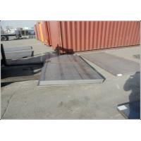 Quality 6M / 12M Length Q235B Hot Rolled Mild Steel Plate for Industrial Construction Building wholesale