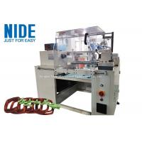 China Generator Motor Coil Winder Machine / Air Coil Winding Machine With Middle Size on sale