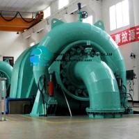 Best Plant  Electricity Generator Fully Automated Configuration Unattended 400kw - 15mw Hydro Turbine For Hpp   wholesale