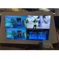 Best 98 Inch Multi Display Interactive Touch Screen Kiosk / Self Service Kiosks wholesale
