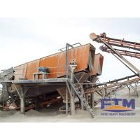 China High Temperature Ore Vibrating Screen/Circular Vibrating Screen Price In China on sale