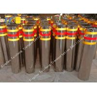 Best Parking Fixed Post Superior Corrosion Prevention Heavy Duty Removable Bollards wholesale