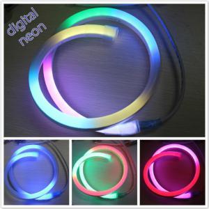 China 12v adapter for 14*26mm led neon digital light 24v neon rope lights on sale
