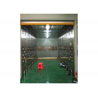 Best Anti-Static Class 1000 Cleanroom Air Shower Tunnel With 3 Directional Blowing wholesale