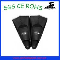 Best high-grade silicone swim flippers swim fins wholesale