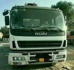 Best ISUZU-ZOOMLION Brand Pump Truck Used Euro III Engine Emission Standard wholesale