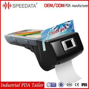 RS232 TT43 Smart IC Card Hand Held Rfid Reader Industrial 900mhz