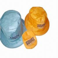 Best Visor/Promotional Hats with Thin Nylon Fabric, Lightweight and Comfortable wholesale