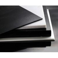 Best High Density Carbon Filled Teflon Sheet Material 2.1 - 2.3 g/cm³ wholesale