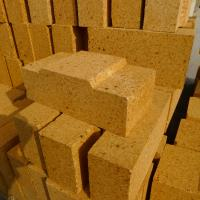 Best 55% Alumina Kiln Refractory Bricks Red Heat proof and Thermal Shock Resistance wholesale