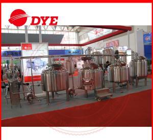 Best Full-Automatic Mini All Grain Home Brewing Equipment 100L - 5000L wholesale