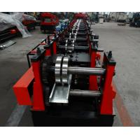 Buy cheap Automatic Purlin Roll Former , Pre - Cutter Adjusted C Purlin Machine Export to Saudi Arab from wholesalers