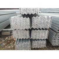 Quality Galvanized Q345 Steel Angle Carbon Steel Angle Bar 20# For Structural Beam wholesale