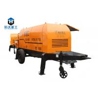 Best HBT8013 Stationary Mini Diesel Concrete Pump Ready Mix Concrete Pump wholesale