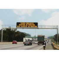 Best Waterproof P8 Traffic Outdoor LED Displays Message Sign Board SMD3535 Full Color wholesale