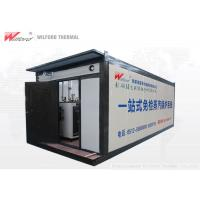 Best Fully Skid Mounted Boiler Electric Heating Steam Generator For Food Industry wholesale