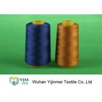 Cheap Ne 40/2 Dyed 100 Spun Polyester Sewing Thread With 100% PES Short Staple Fiber for sale