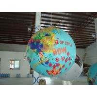 Best Inflatable advertising helium balloon with total digital printing for anniversary event wholesale