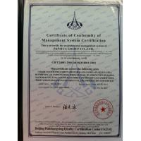 PANHUA GROUP CO., LTD Certifications